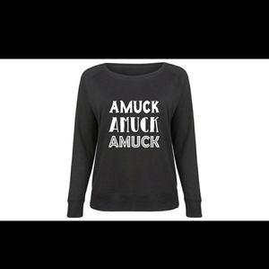 Hocus Pocus slouchy long sleeve shirt